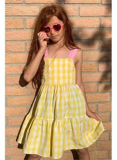 Colorinas Elbise Sarı
